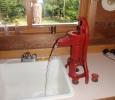 Old school plumbing?